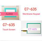 C7-635 6ES7635-2EB01-0AE3 6ES7 635-2EB01-0AE3 Touch Screen Glass+Protective Film