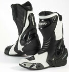 NEW Cortech Moto Latigo RR Boots 12 White/Black