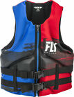 Fly Racing Men's Neoprene Lifejacket 142424-500-020-18