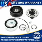 AC COMPRESSOR Clutch Kits Front Plate Bearing and Coil For MAZDA  2004-2009 2.0L