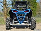 2016-2018 Polaris RZR XP Turbo RED Rear Bumper With Built In Receiver Hitch