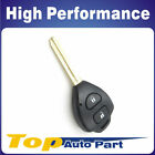 5 Days Sale Fits Toyota Rav4 Corolla Yaris Remote Key Shell Case Fob 2 Button