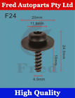 Fred F24,W702413S303F,5 units in 1pack,Car Clips