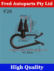 Fred F26,W709957S300F,5 units in 1pack,Car Clips