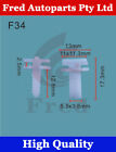Fred F34,W702412S300F,5 units in 1pack,Car Clips