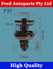 Fred F37,W709004S300F,5 units in 1pack,Car Clips