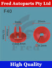 Fred F40,702438S300F,5 units in 1pack,Car Clips