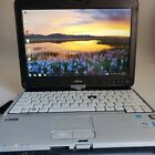 Fujitsu Lifebook T-Series Laptop Core i5-M520 2.40GHz 4GB RAM Touchscreen Win 7