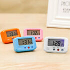 Portable Lcd Digital Alarm Electronic Clock Backlight Time And Calendar vfg