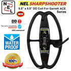 "NEL Sharpshooter 9.5 x 5.5"" DD Search Coil For Garrett ACE Metal Detectors"