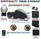 HEAVY-DUTY Snowmobile Cover Yamaha Transporter 600 2020
