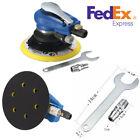 "1 Pcs 6"" Pneumatic Sander 10000 RPM Full-time Job Waxing & Polishing & Cleaning"