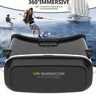 Movie Visor 3D VR Virtual Reality Glasses For Samsung Galaxy S7 Edge S8 HTC LG