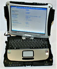 Panasonic ToughBook CF-19 MK3 Core 2 Duo U9300 1.2GHz 4GB 160GB Rugged CF-19K