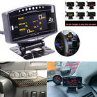 Advance ZD 10 in 1 Gauge Oil Water Boost Temp Fuel Pressure LED Display EGT New