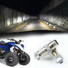 SUPER WHITE 80 Watt LED HEADLIGHTS BULBS FOR YAMAHA RAPTOR 700