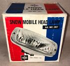 VINTAGE NOS SNOW MOBILE Snowmobile Headlight HEAD LAMP 12V-18V 60W NIB
