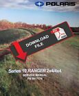 Polaris 2000 Ranger 425 2x4 Service Manual
