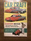 Vintage 1957 Car Craft Hot Rod Quarter 1/4 Midget Go-Kart Racing Magazine