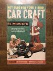 Vintage 1956 Car Craft Hot Rod Quarter 1/4 Midget Go-Kart Racing Magazine