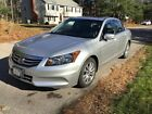 2012 Honda Accord Ex Very good condition,,silver ,4 new tires, garaged, minor scratches, moonroof