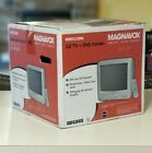 NEW MAGNAVOX 13 Inch Color TV/DVD Player MWC13D6 CRT w/ Remote NEW IN BOX Gaming