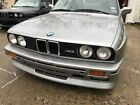 1988 BMW M3  1988 bmw m3 e30 silver
