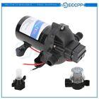 Marine and RV 12V DC Water Pump ~ 3.0 GPM High flow Revolution 1/2 HOSE