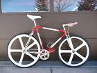 Vintage 1980's Dancelli Time Trial-Funny Bike- Pursuit Bike- Completely Restored