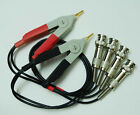LCR Meter Test Leads / LCR test Clip / Terminal Kelvin Test Wires w/4 BNC