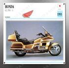 VINTAGE Honda GL 1500-6 IMAGE BANNER NOS IMAGE REPRODUCTION