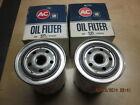 1963-71 OPEL AC OIL FILTERS