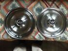 vintage 1960 1961 ford mercury monarch hubcaps 15 in very rare canadian mercury