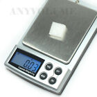 500g x 0.01g Digital Pocket Scale High Precision Portable Scale for Reload