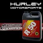 KLOTZ KL-105 / R50 Techniplate Synthetic 2-Stroke Racing Oil - Gallon - Qty (2)