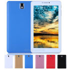 """7"""" Dual Core 1.3GHz Android 4.2 Dual SIM Camera GPS WIFI 3G Phone Tablet PC Blue"""