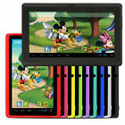 Quad Core 7'' Kids Tablet PC Android 4.4 KitKat Tablet for Children 4GB