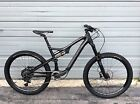 2014 Specialized Demo Stumpjumper FSR Expert Carbon EVO 26 size Medium