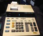 Canon Canola SP1260-D Talking Calculator Adding Machine *WORKING*