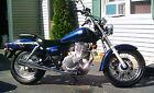 Suzuki : Other Versatile Suzuki GZ250 Motorcycle classic styling w/ Leather Saddle Bag +