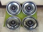 """74 75 76 Buick HUBCAPS 15"""" Set of 4 Wheel Covers"""