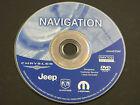 CHRYSLER JEEP DODGE MOPAR NAVIGATION NAV DVD OEM 05064033AF  033AF