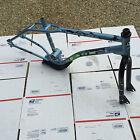 1991 Haro Sport Old School BMX Freestyler - Platinum Blue Bash Guard-Suit Master