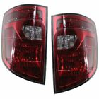 New Set of 2 Tail Lights Lamps Driver & Passenger Side HO2818140, HO2819140 Pair