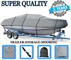 GREY BOAT COVER FOR CHAPARRAL 2130 SS BOWRIDER I/O 1994 1995 1996 97 98 99