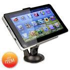 "7"" Inch HD Car Navigation GPS SAT NAV 4GB 128MB FM Touch Screen New Free US Map"