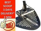 Beach Metal Detecting Scoops Stainless Steel 2 mm Shovel tool for metal search