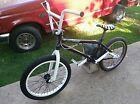 Haro x3 bmx stunt bike (2008?) Chromoly 3pc crank FREE SHIPPING