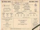 1963 PONTIAC TEMPEST 4 Cylinder 195 ci Engine Car SUN ELECTRONIC SPEC SHEET