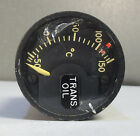 Vintage Thomas Edison 204A-1A5A  MS28009-1 Temperature Indicator Aircraft Gauge